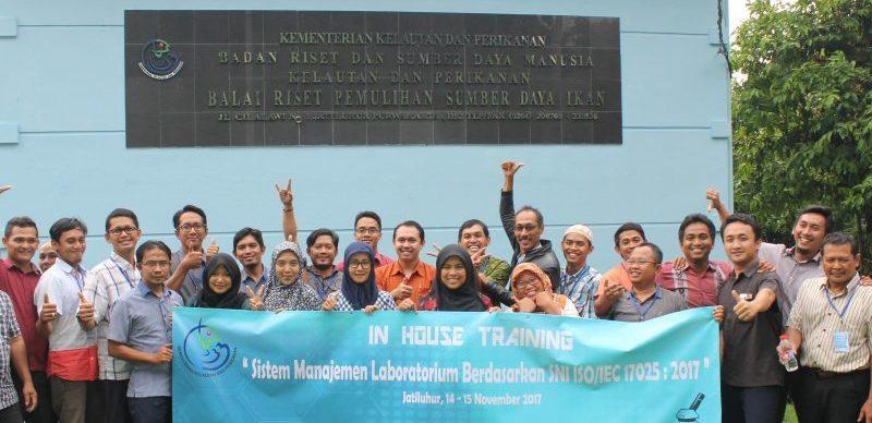 Inhouse Training Pengenalan Sistem Manajemen Laboratorium